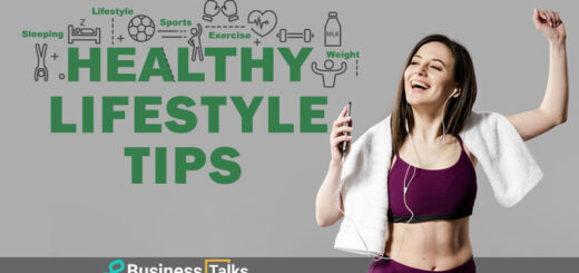 living a healthy lifestyle tips