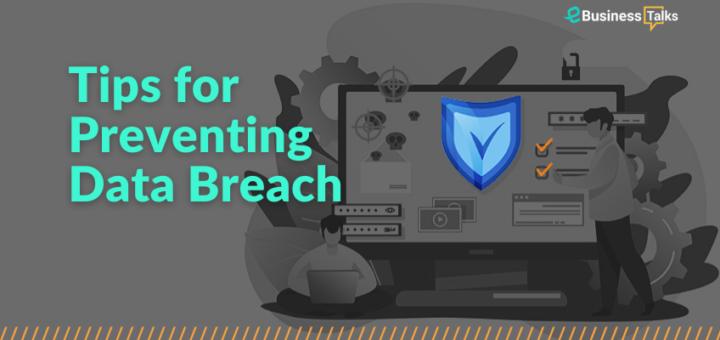 Tips for Preventing Data Breach