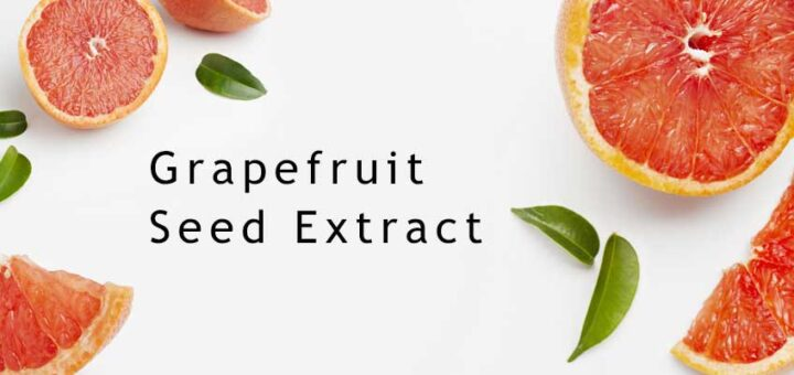 grape seed extract vs grapefruit seed extract